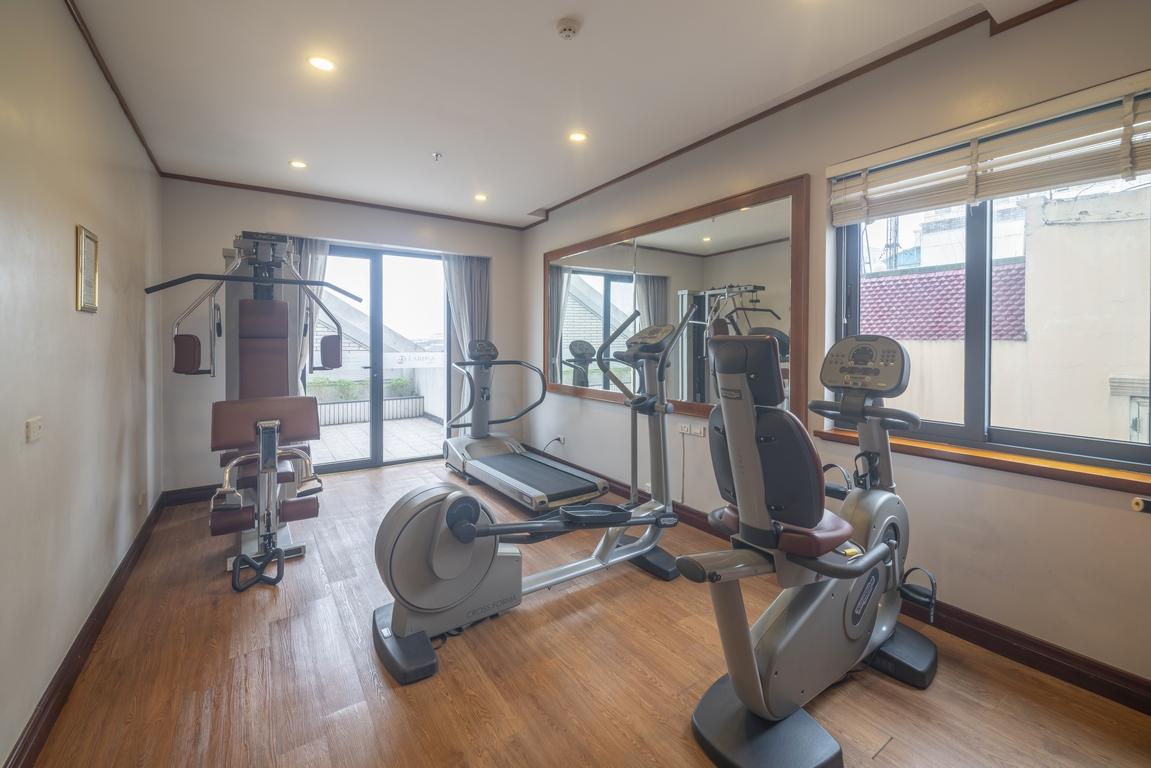 Phòng tập thể dục 1